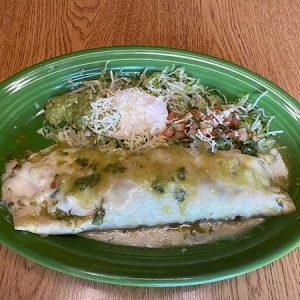 Samy's Burrito